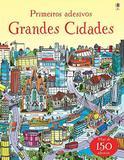 Livro - Grandes cidades : Primeiros adesivos