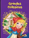 Livro - Grandes clássicos: Chapeuzinho - O livro da selva - Pinóquio