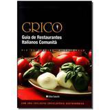 Livro - Grico - Guia De Restaurantes Italianos Comunita