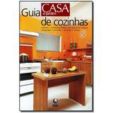 Livro - Guia Casa E Jardim De Cozinhas - Globo