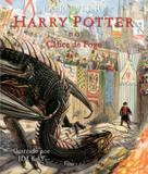 Livro - Harry Potter e o cálice de fogo - EDIÇÃO ILUSTRADA