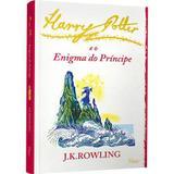Livro Harry Potter - Enigma do Príncipe - Volume 6 - Rocco
