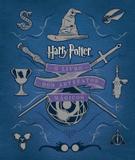 Livro - Harry Potter: O livro dos artefatos mágicos - O livro dos artefatos mágicos