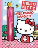 Livro - Hello Kitty - Meu diário mágico