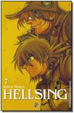 Livro - Hellsing - Vol. 07 - Jbc