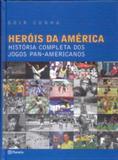 Livro - Heróis da América
