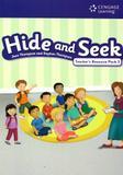 Livro - Hide & Seek 3