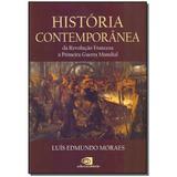 Livro - Historia Con. Da Rev. Francesa Pri. Gerra Mundia - Contexto