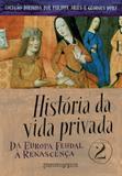Livro - História da vida privada, vol. 2