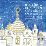 Livro - História de Aladim e a lâmpada maravilhosa