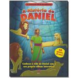Livro - Historia De Daniel, A - Adesivos - Cpad