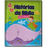 Livro - Historias Da Biblia Para Criancas - Culturama editora e distribuid