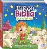 Livro - Histórias da bíblia para ninar