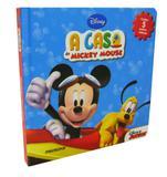 Livro - Histórias Divertidas - A Casa do Mickey Mouse