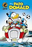 Livro - Histórias Em Quadrinhos Disney Pato Donald