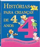 Livro - Histórias para crianças...4 anos