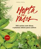 Livro - Horta em vasos