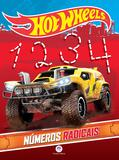 Livro - Hot Wheels - Números radicais