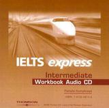 Livro - Ielts Express Intermediate  Wb Cd - Cna - cengage audio visual
