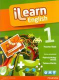Livro - iLearn English - Level 1 - Teacher book + Multi-ROM + Reader