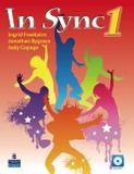 Livro - In Sync 1 Student Book + CD-Rom
