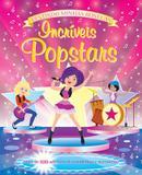 Livro - Incríveis Popstars : Vestindo minhas bonecas