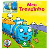 Livro Infantil - Coleção Ler e Brincar - Meu Trenzinho - Ciranda Cultural