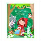 Livro Infantil - Era Uma Vez - Chapeuzinho Vermelho - Happy Books