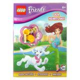 Livro Infantil - LEGO Friends - Olá, Heartlake! - Happy Books