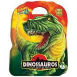 Livro Infantil Maleta/dvd Dinossauros Os Gigantes da Terra - Todo livro