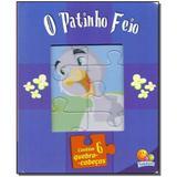 Livro - Janelinhas Classicas: Patinho Feio - Todolivro