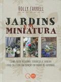 Livro - Jardins em miniatura