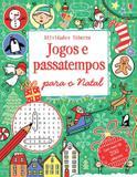 Livro - Jogos e passatempos para o Natal