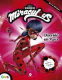 Livro - Ladybug - Diversão em Paris
