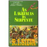 Livro - Lagrimas Da Serpente, As - Renato ignacio