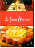Livro - Le Saint Honore - Receitas Originais - Snr - senac rj