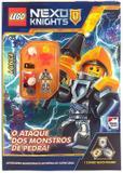 Livro - Lego Nexo Knights. O ataque dos monstros de pedra!