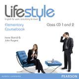 Livro - Lifestyle Elementary Class CDs