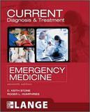 Livro Livro Current Diagnosis  Treatment Emergency Medicine - Mcgraw-hill medical publishing