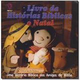 Livro - Livro De Historias Biblicas - O Natal - Cpad