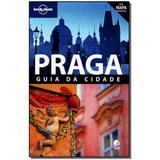 Livro - Lonely Planet - Praga Guia Da Cidade - Globo