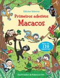 Livro - Macacos : Primeiros adesivos