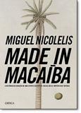 Livro - Made In Macaiba - Planeta