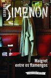 Livro - Maigret entre os flamengos