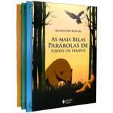 Livro - Mais belas parábolas de todos os tempos - Caixa com 3 volumes