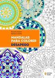 Livro - Mandalas para colorir - Desapego