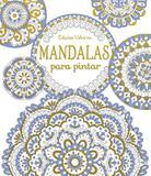 Livro - Mandalas para pintar