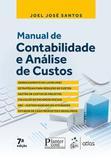 Livro - Manual de Contabilidade e Análise de Custos