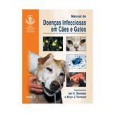 Livro - Manual de Doenças Infecciosas em Cães e Gatos - Ramsey - Roca