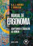 Livro - Manual de Ergonomia